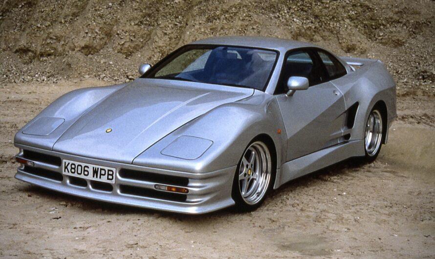 Что общего у коллекционного суперкара Lister Storm и массовой Audi 80
