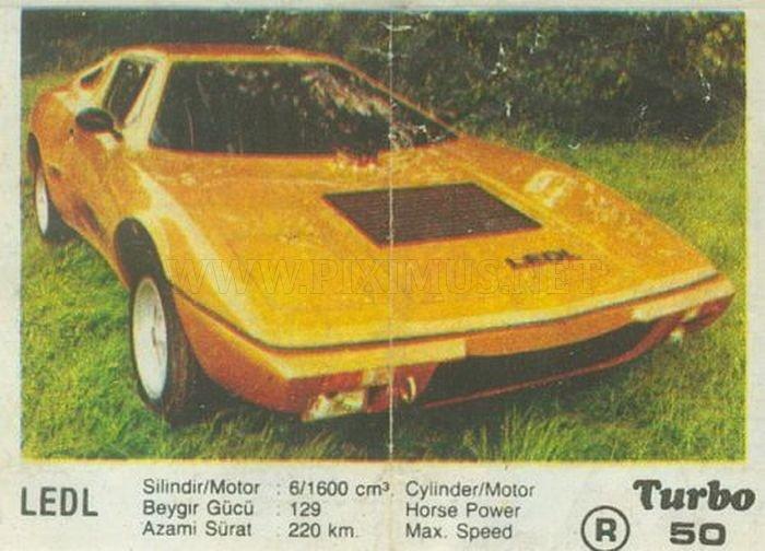 История невероятного австрийского спорткара с вкладыша Turbo