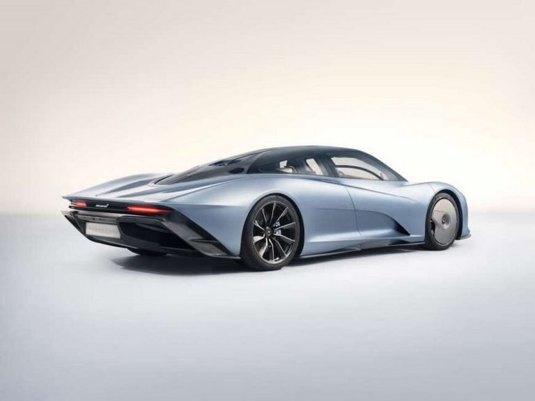 Самый экстремальный гиперкар McLaren впервые засняли вживую