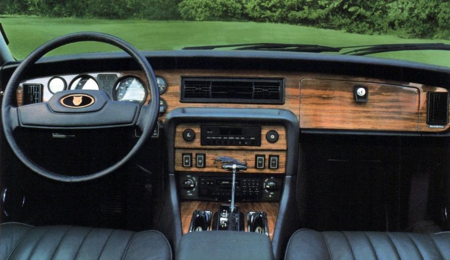 Интересные факты о тюнингованном Jaguar с вкладыша Turbo
