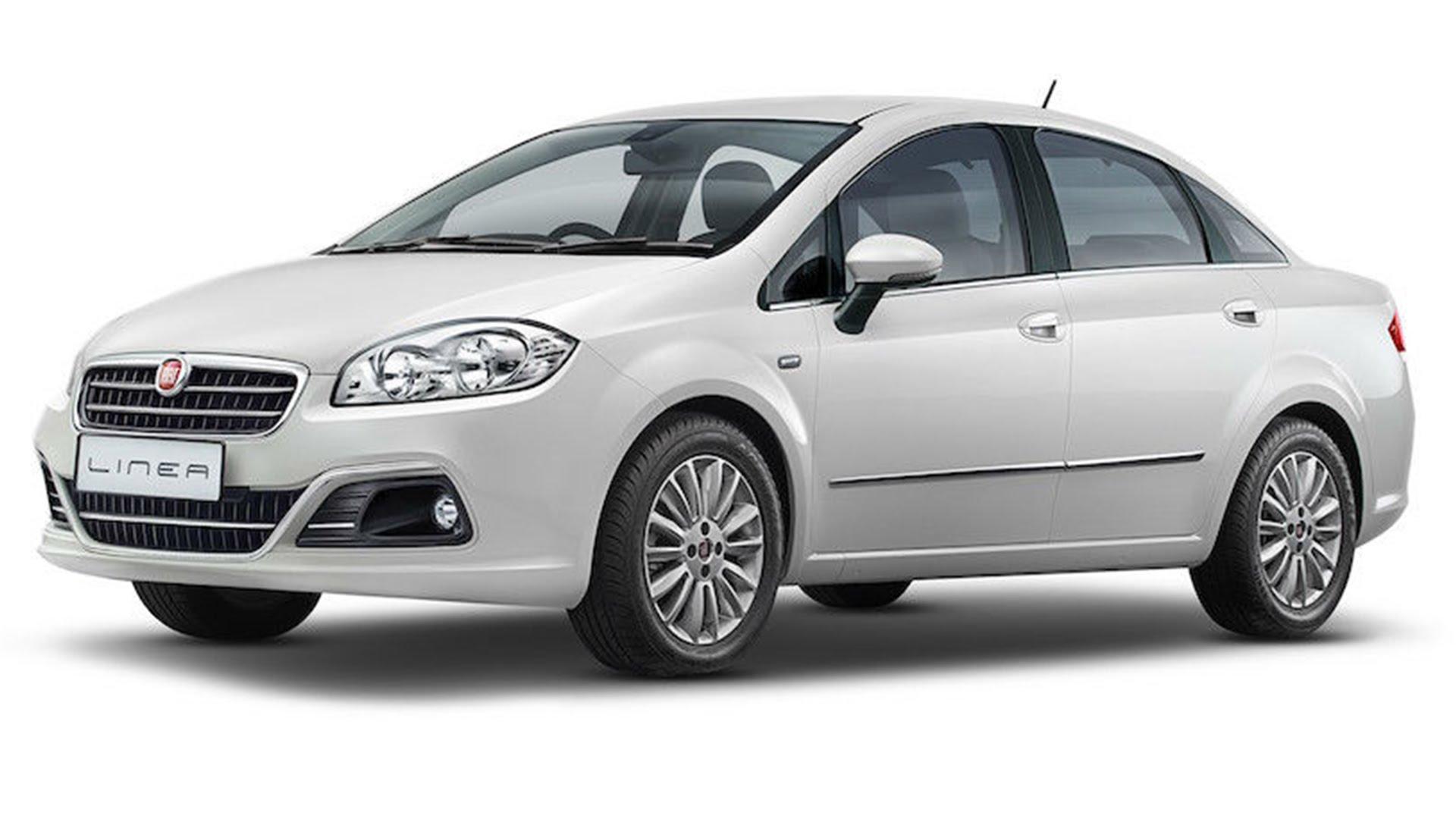 Обзор бюджетного Fiat Linea