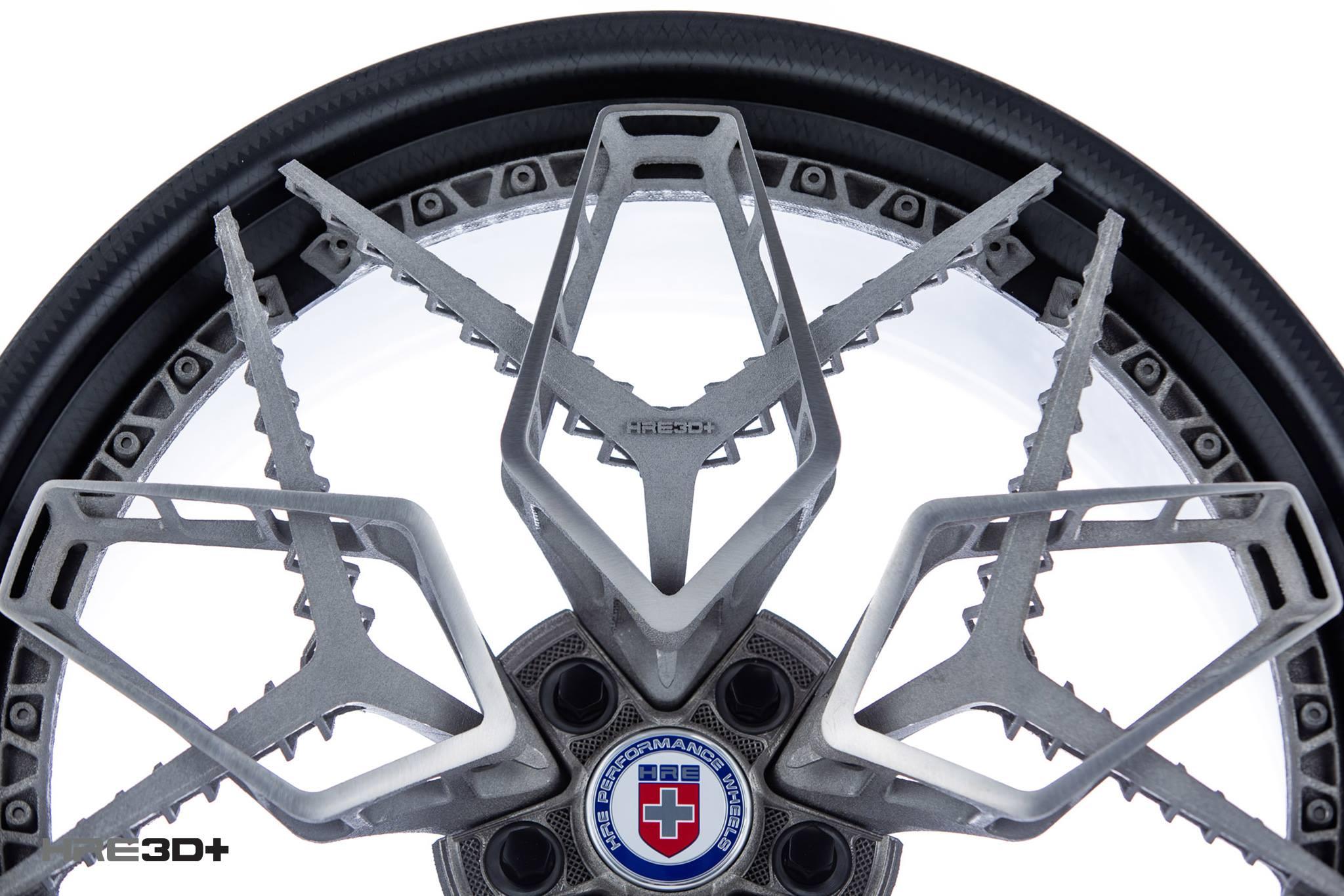 Самые необычные колесные диски напечатали на 3D-принтере