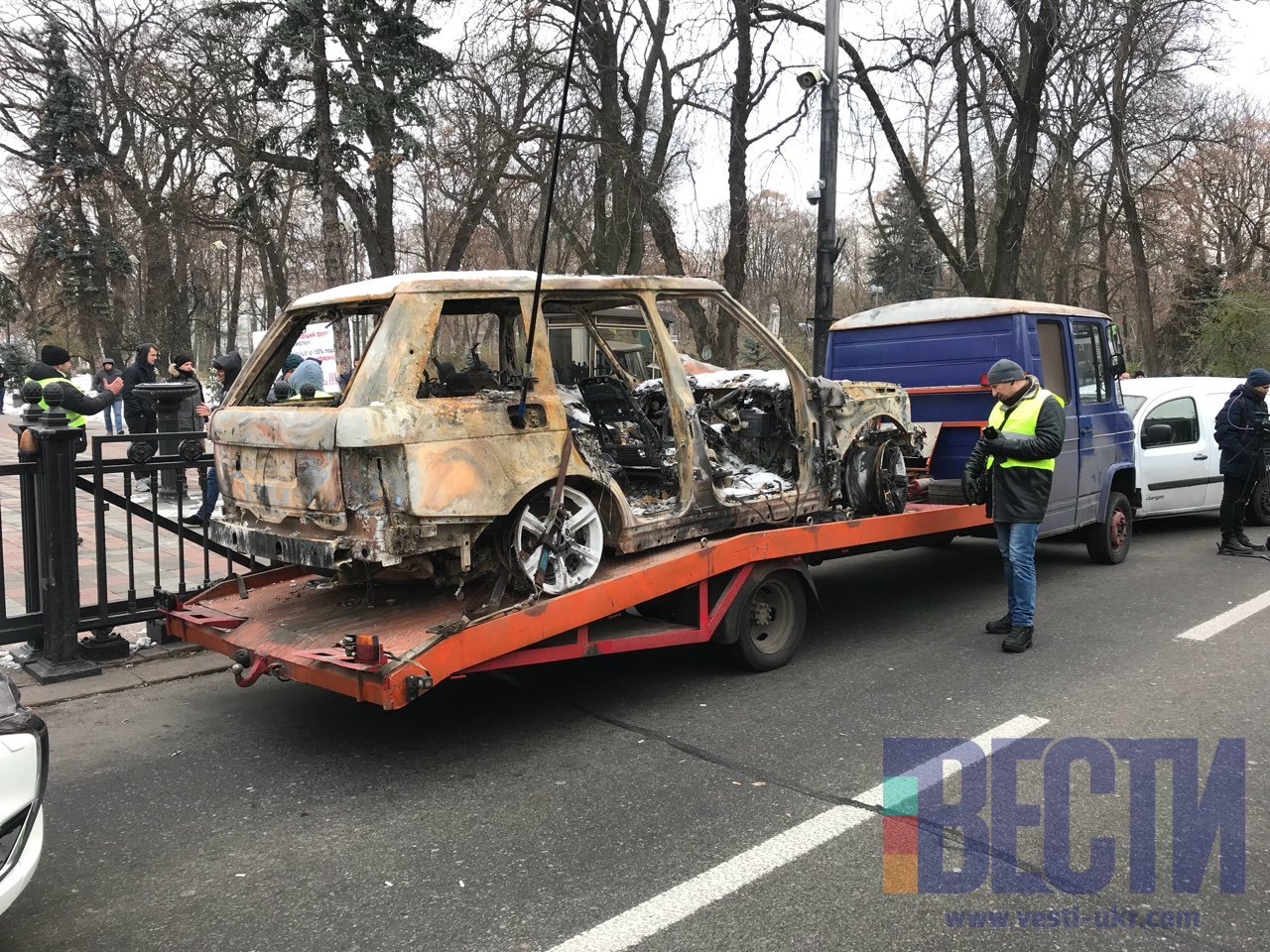 Владельцы авто на еврономерах начали всеукраинскую акцию неповиновения