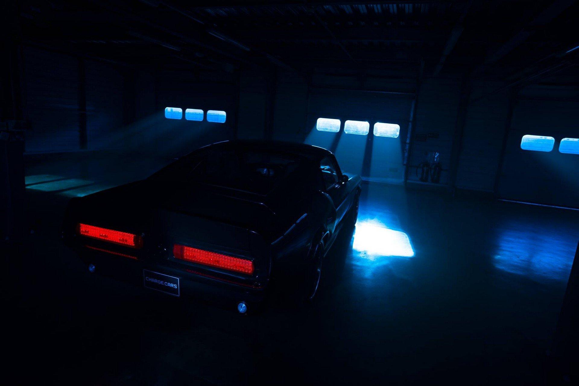 Первый электромобиль Ford Mustang будут продавать по цене Ferrari