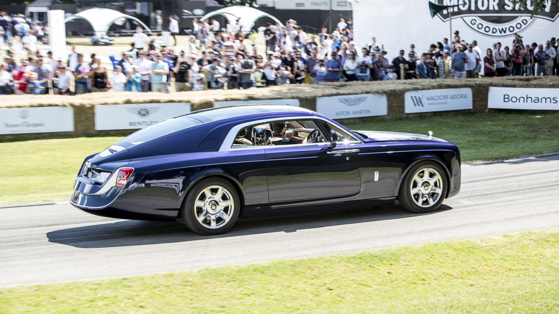 Самый дорогой авто за $13 миллионов выпустят лимитированной серией