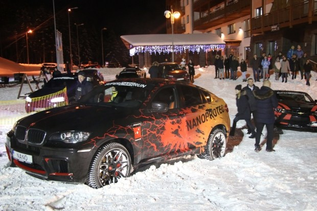 В Украине состоялся автопробег суперкаров Outox Super Cars Run