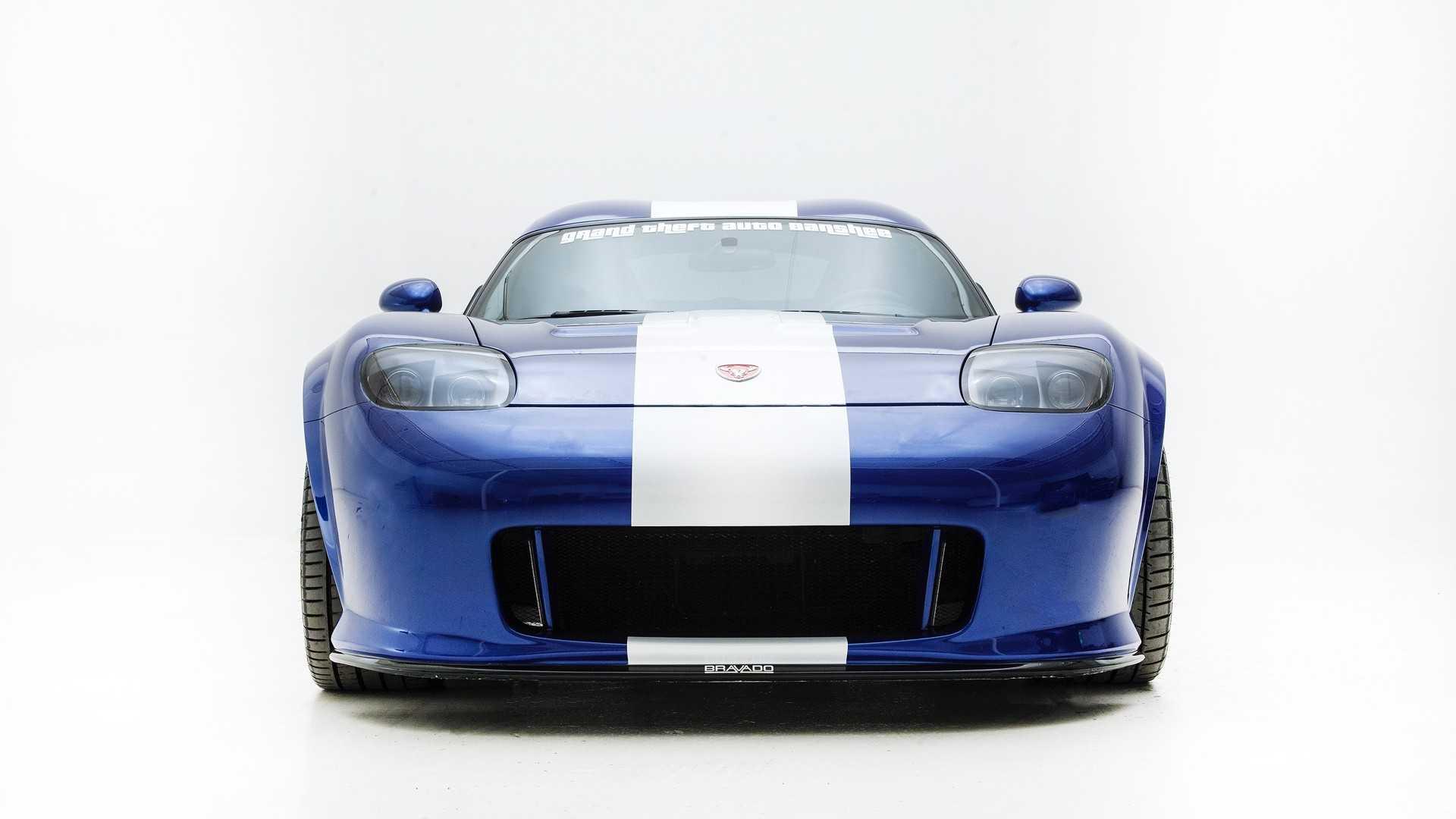 На продажу выставлен настоящий авто из GTA