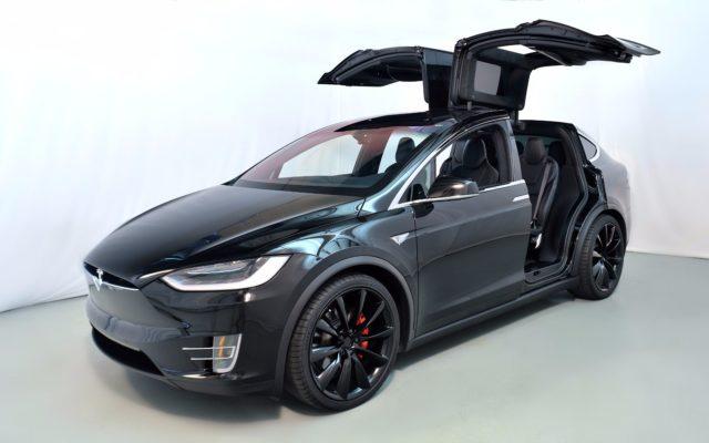 Как выглядит идеальный электрокар Tesla для депутатов и олигархов