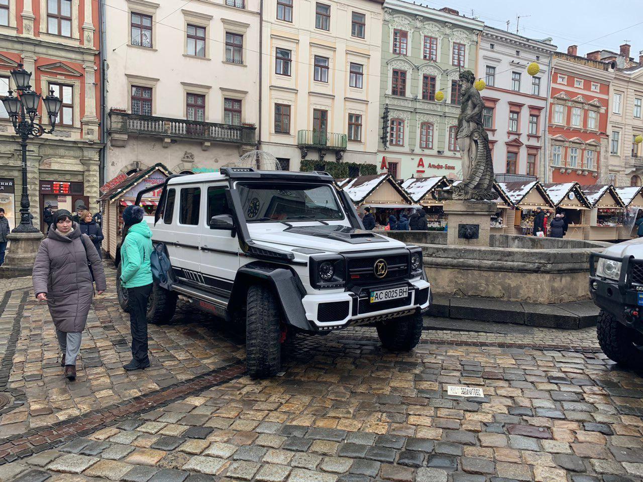 В Украине завершился автопробег суперкаров Outox Super Cars Run