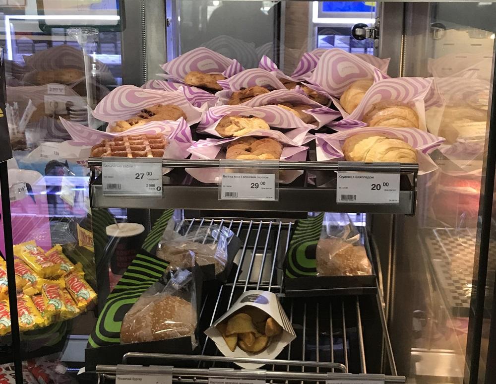 Тест хот-догов и других продуктов быстрого питания на украинских АЗС