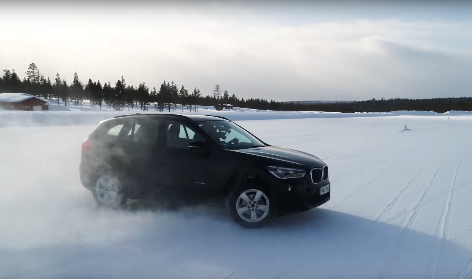 Почему нельзя ставить зимние шины только на ведущие колеса