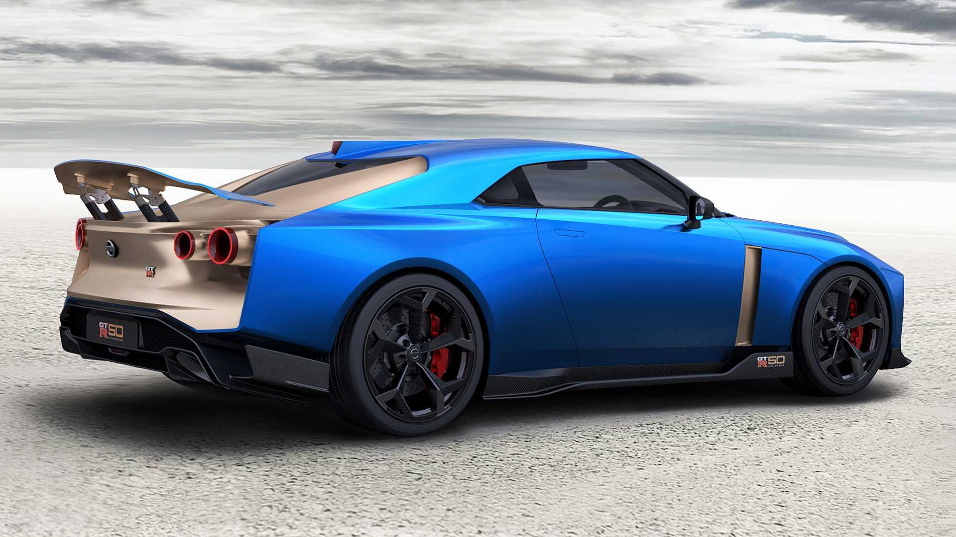 Nissan выпустит ураганный лимитированный суперкар за миллион евро