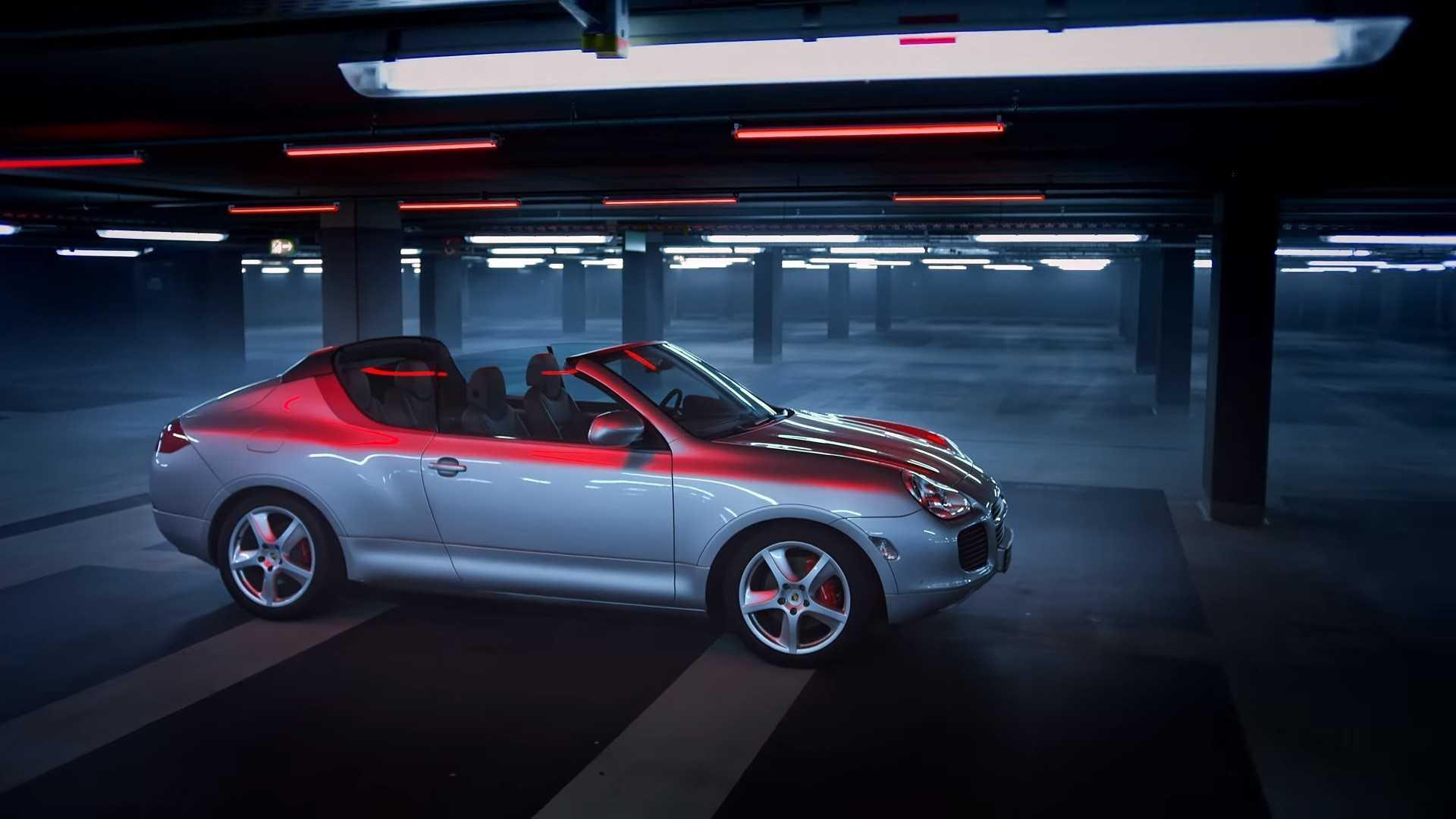 Самые удивительные кабриолеты Porsche, о которых мало кто знал