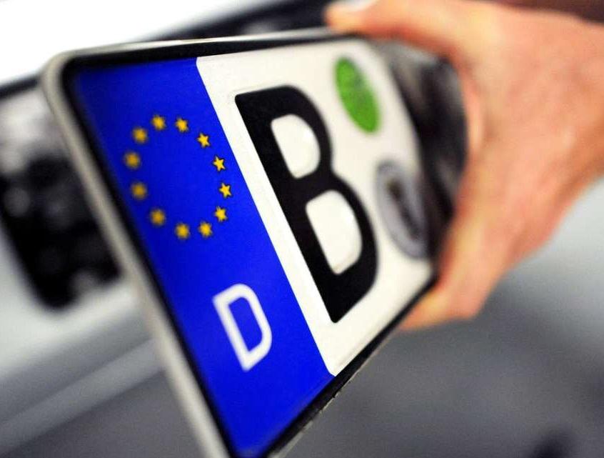 Сколько авто на еврономерах растаможили по новым законам за месяц