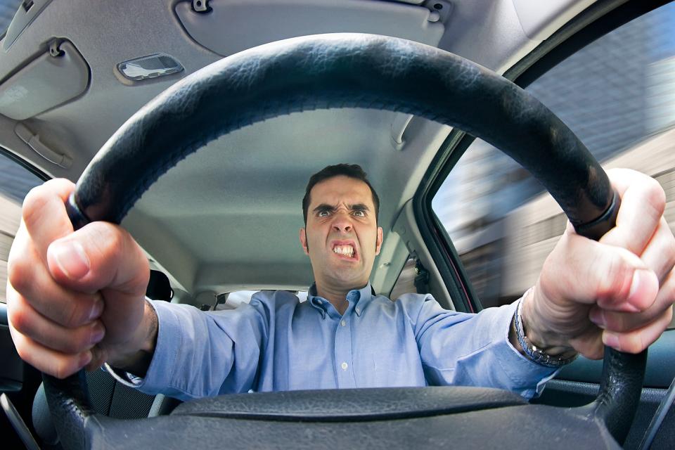 В каких странах проживают самые агрессивные водители