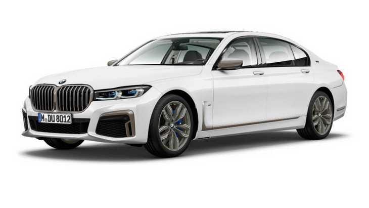 В Сеть просочились секретные официальные фото новой BMW 7 2020 года