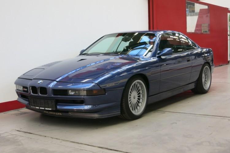 Культовое купе 90-х BMW 8 Alpina оценили в полмиллиона долларов