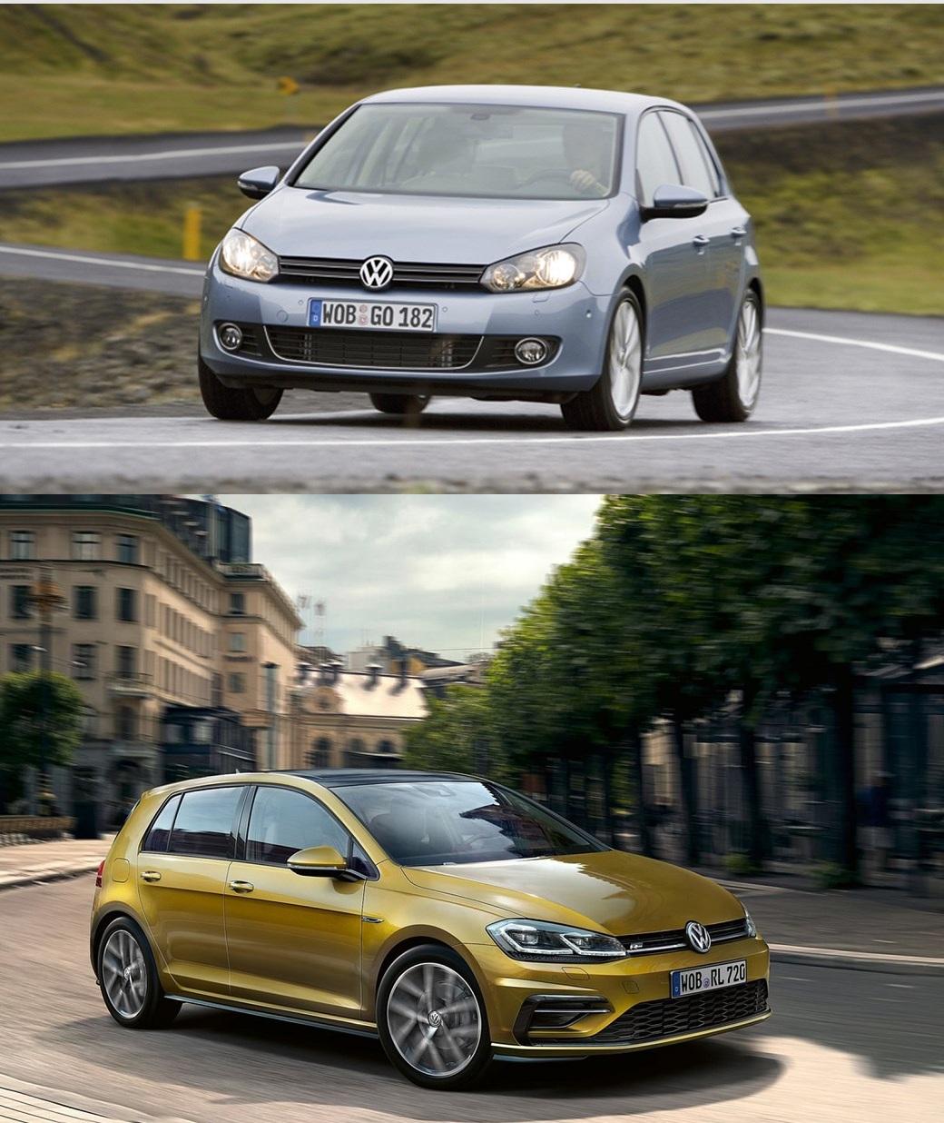 10 лет спустя: как изменились популярные модели авто с 2009 года