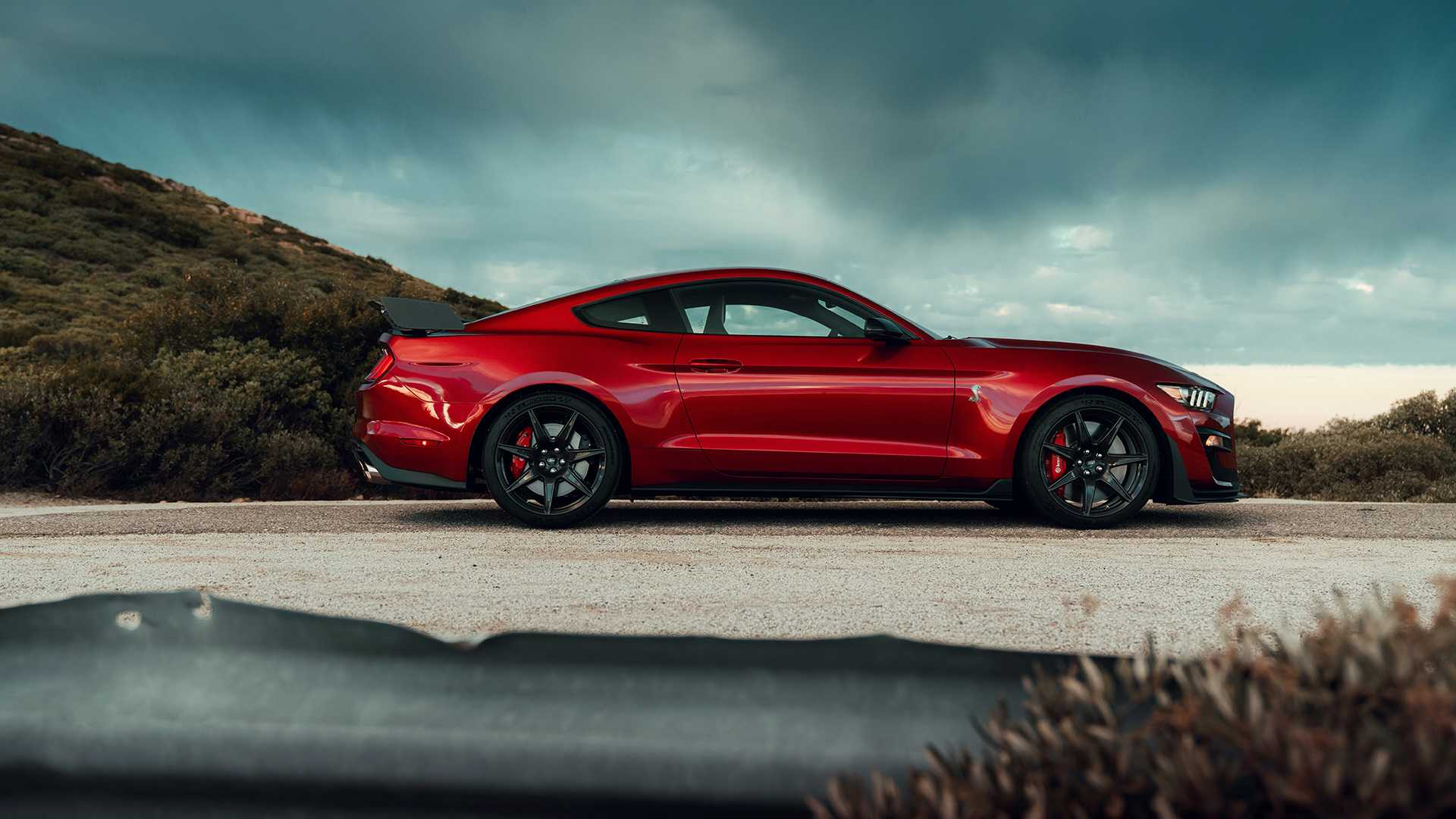Рассекречен самый мощный и самый быстрый Ford Mustang в истории