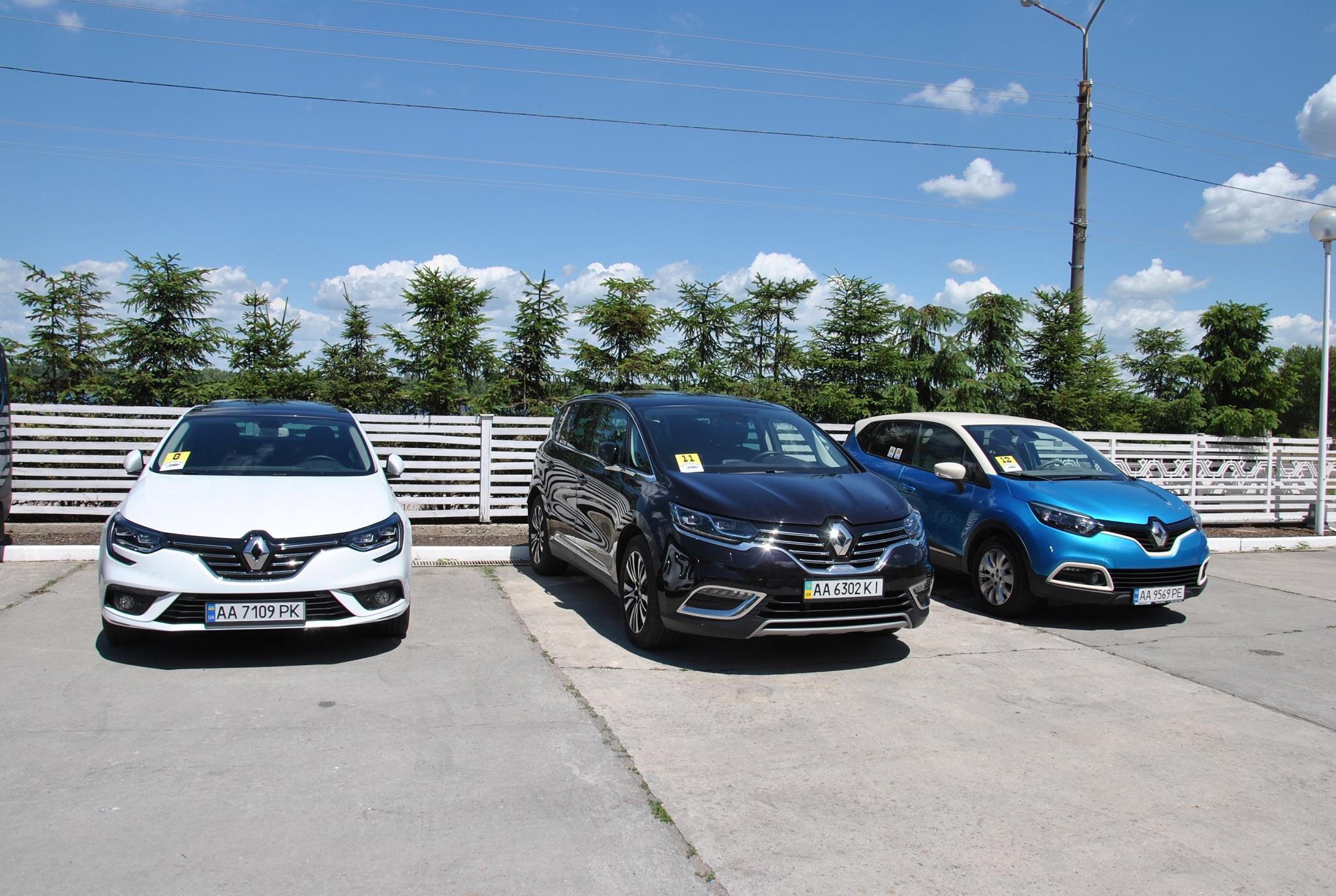 Renault ударила автопробегом по украинскому бездорожью, разгильдяйству и бюрократизму