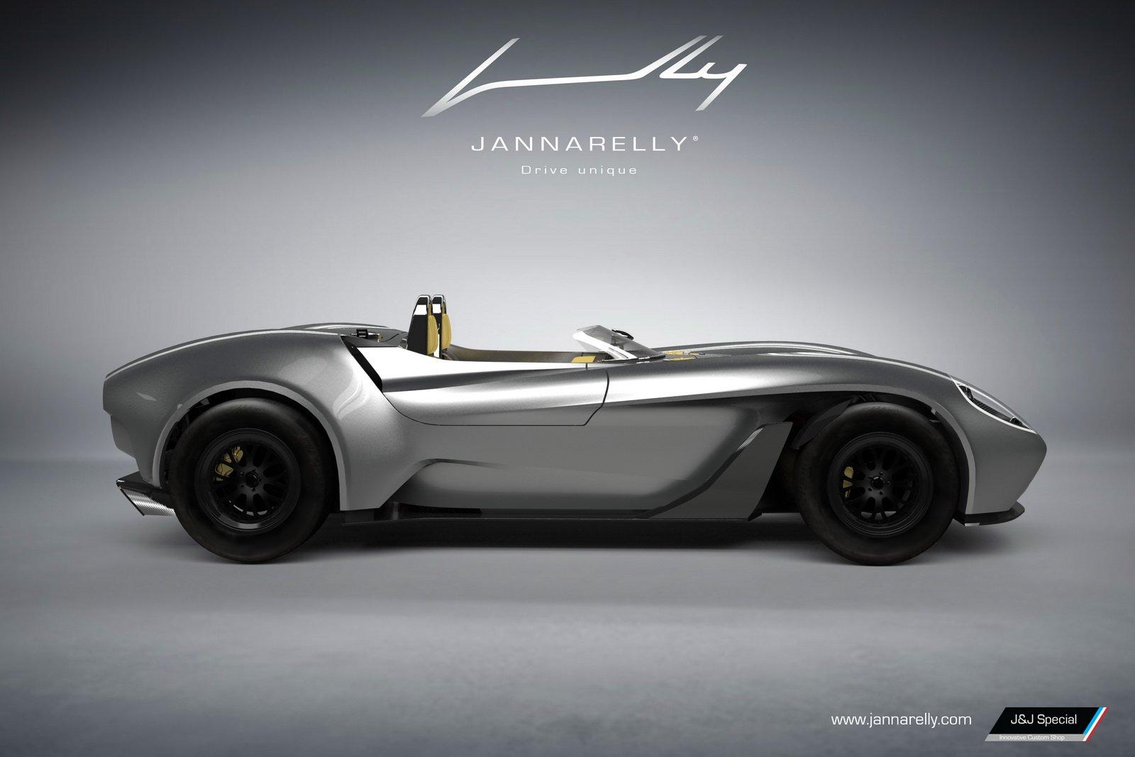Первый арабский спорткар засняли на дорогах