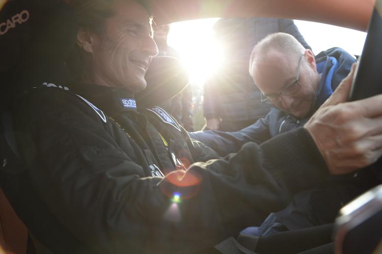 Появится ли внедорожник Bugatti и другие факты от первого лица
