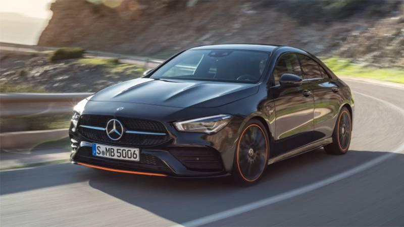 Новый Mercedes CLA 2019 полностью рассекречен