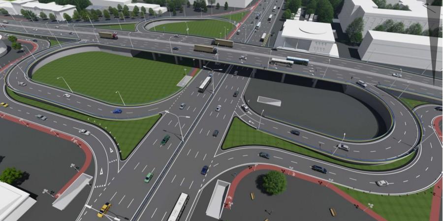 Каким будет новый Шулявский мост: первые официальные изображения