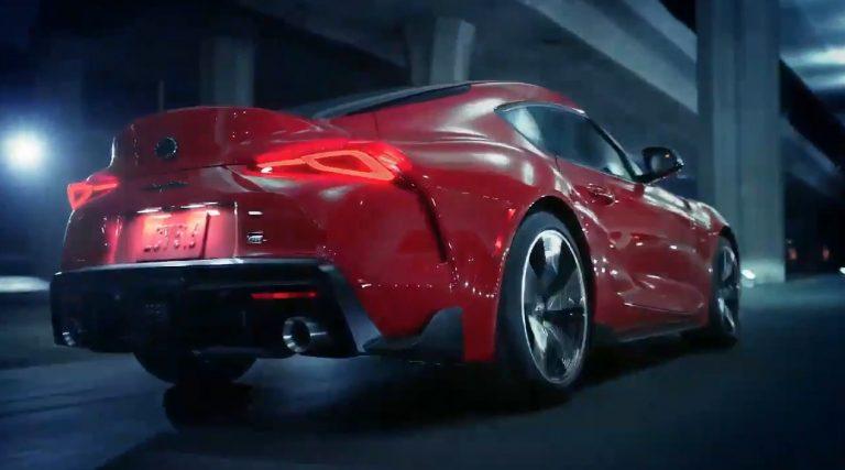 Новая Toyota Supra 2019 полностью рассекречена на фото и видео