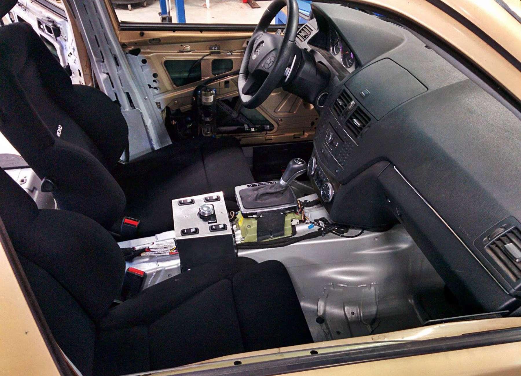 Самый безумный и экстремальный тюнинг Mercedes 190