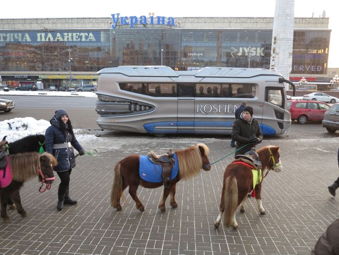 Космическая маршрутка Богдан выехала в первый рейс