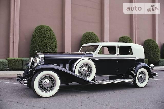 В Украине продают самый роскошный американский авто 20-х
