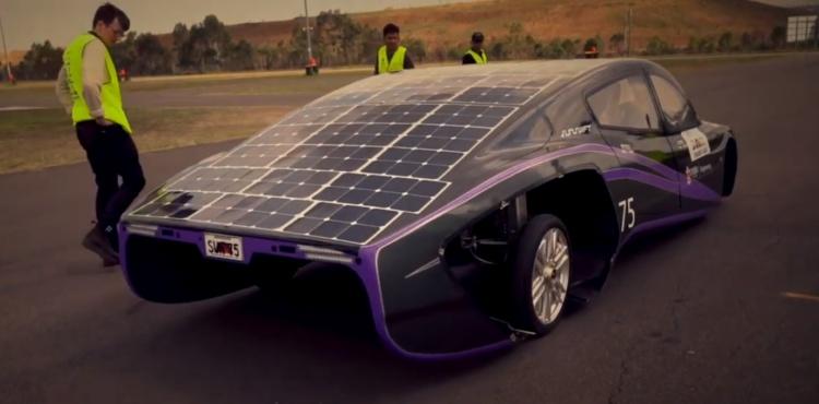 Самый экономичный авто в мире проехал 4000 километров за $50