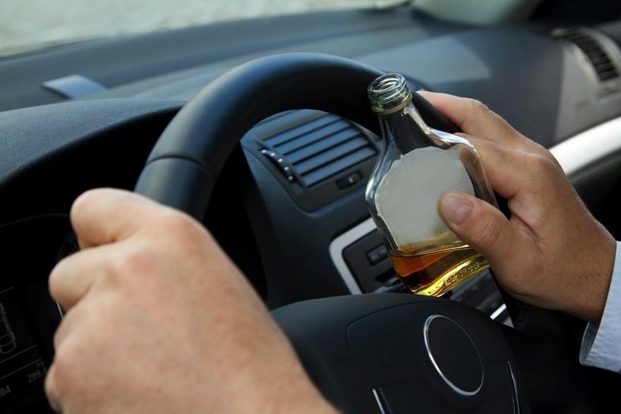 В Украине задержали рекордно пьяного водителя