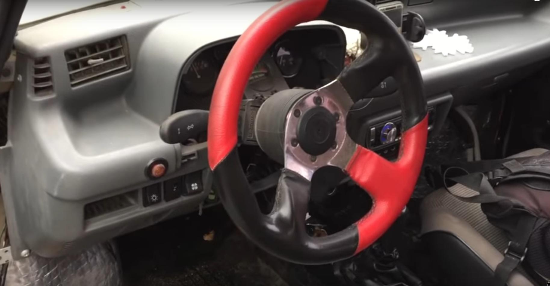 В Украине строят кроссовер Запорожец с деталями от британского спорткара