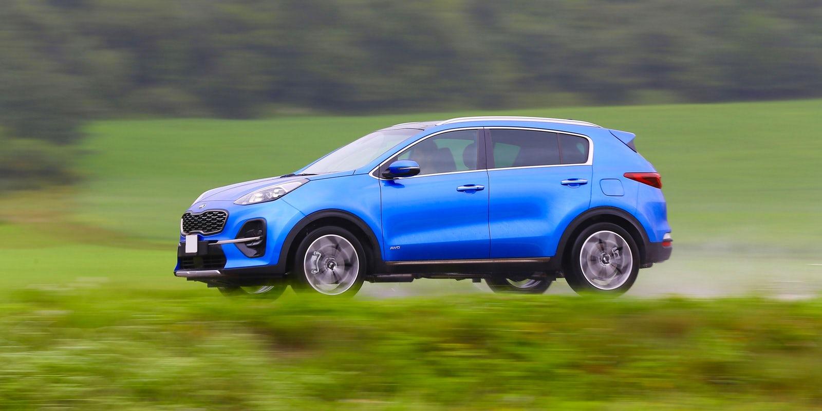 Самые популярные автомобили в Украине за март 2019 года