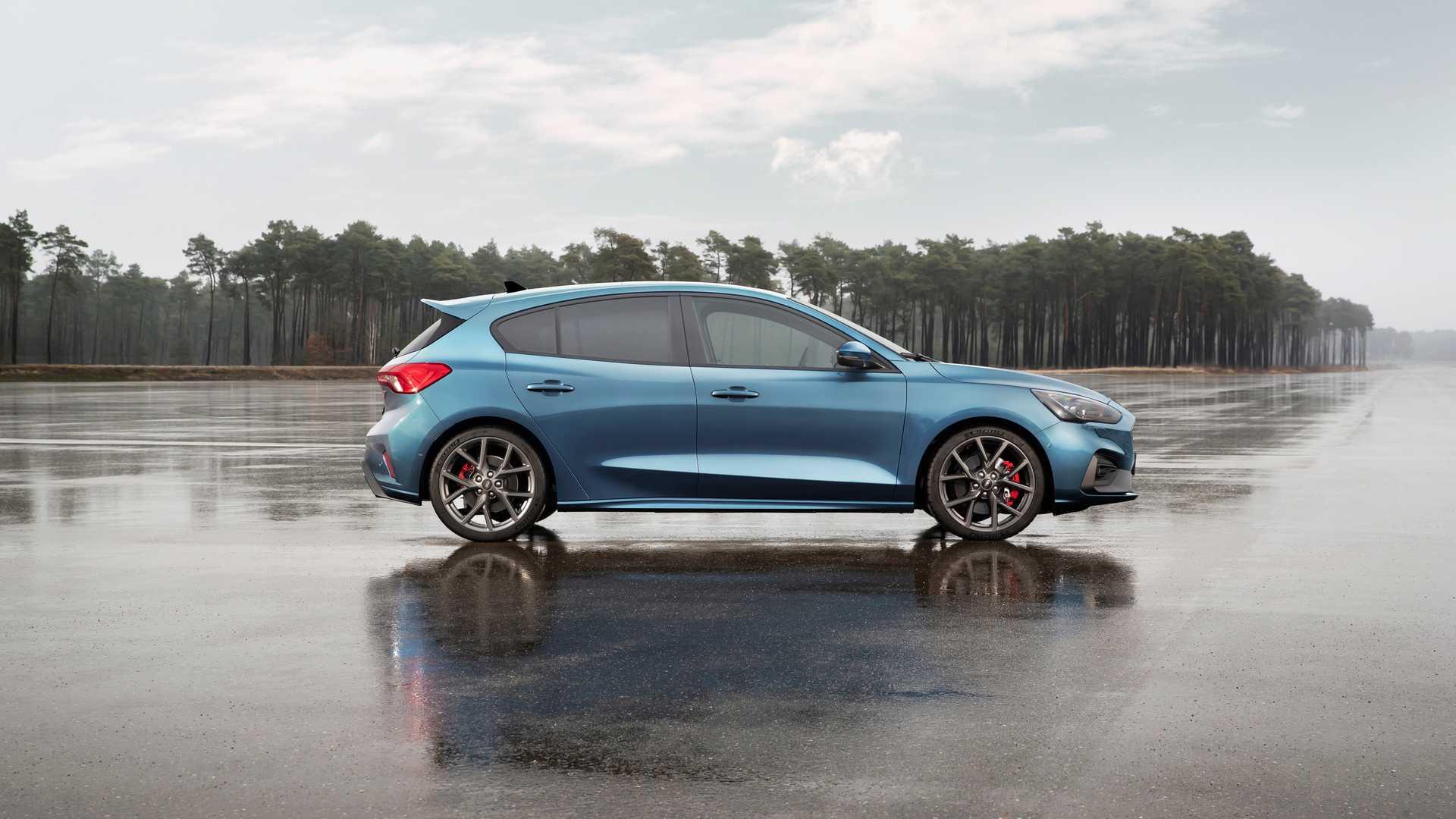 Чем удивил новый Ford Focus ST 2019