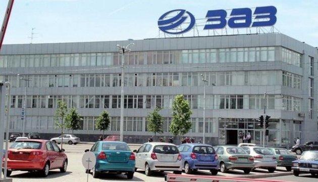 Продажи автомобилей ЗАЗ упали до нуля