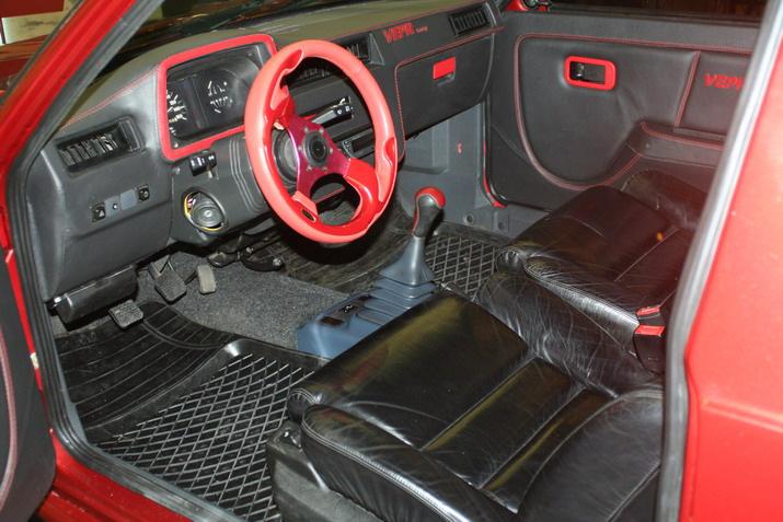 Уникальное 160-сильное купе Таврия, о котором мало кто знает