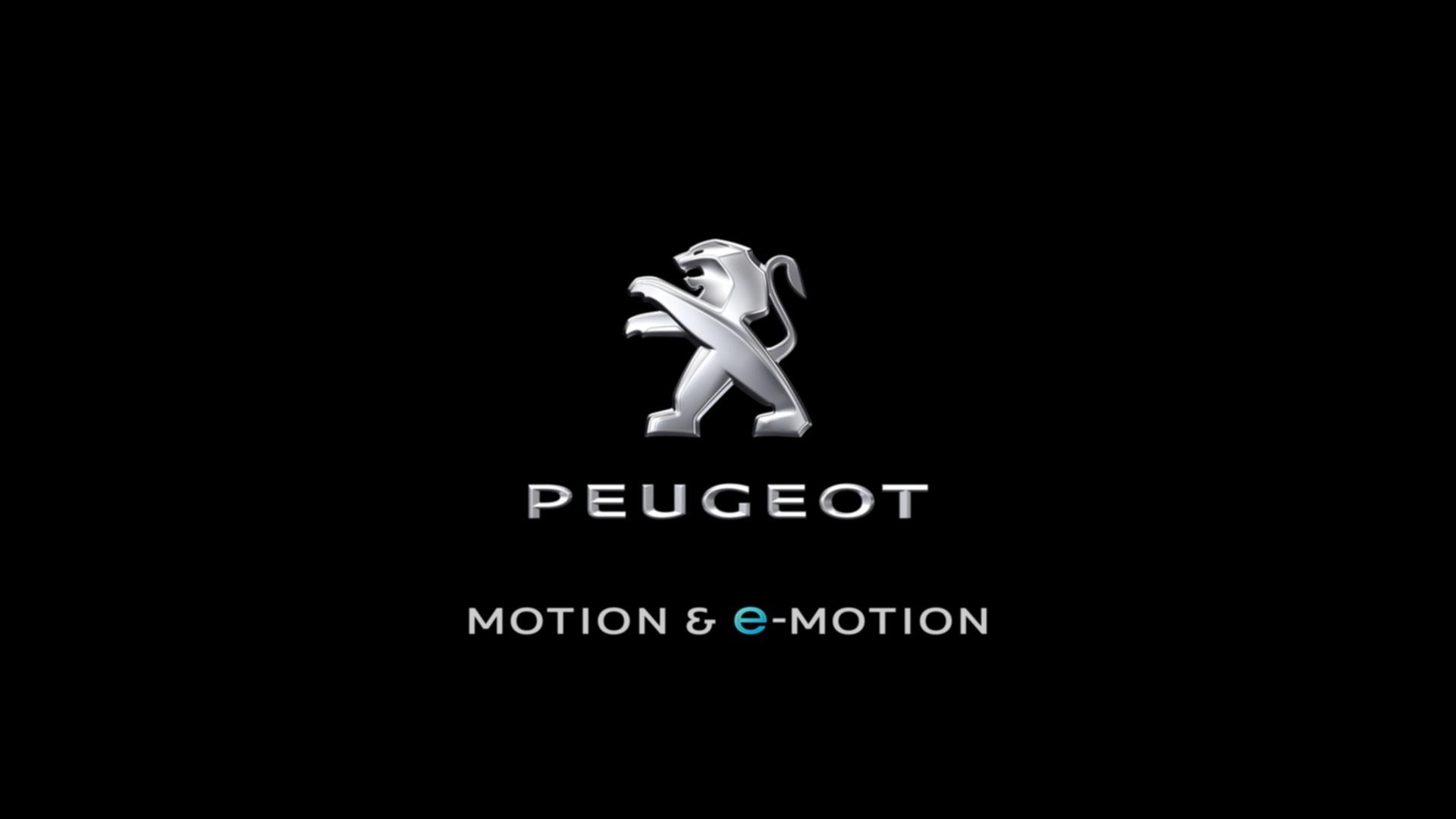 Peugeot меняет слоган и выбирает электрификацию