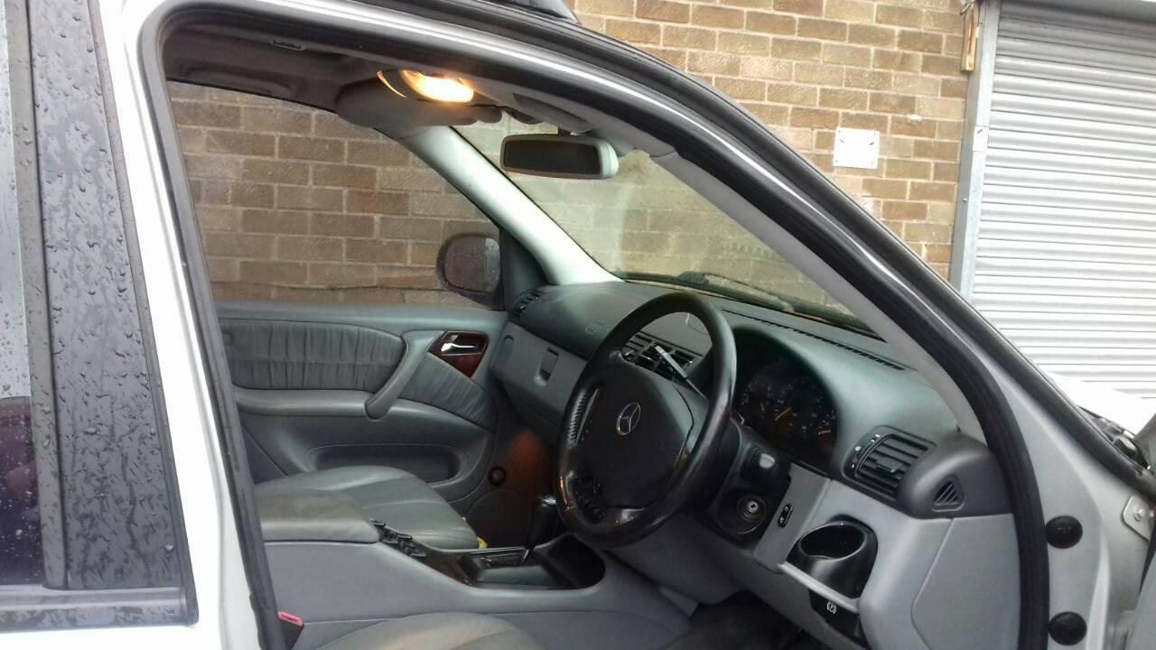 Шестиколесный Mercedes с ГБО выставлен на продажу по цене VW Golf