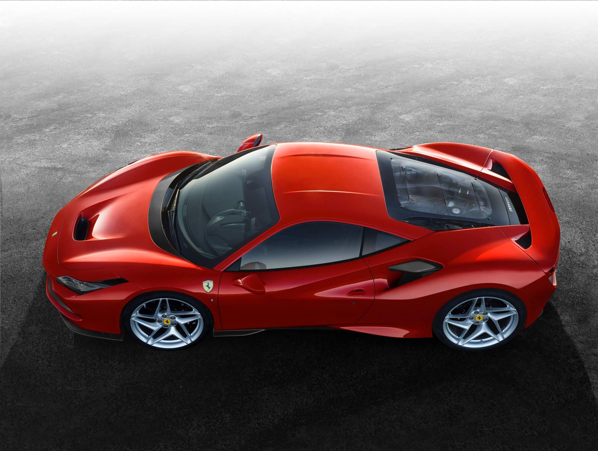 Новейший суперкар Ferrari полностью рассекречен