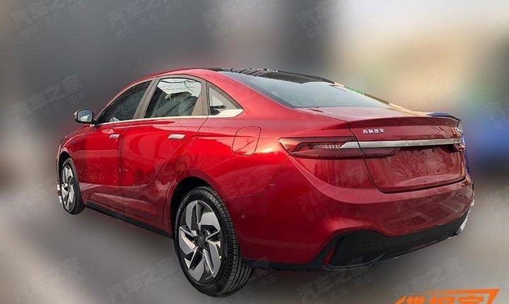 Китайцы рассекретили бюджетного конкурента Tesla Model 3