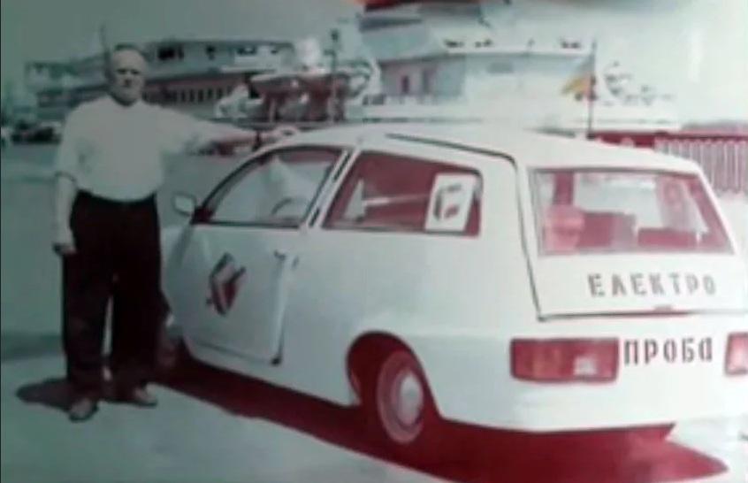 Каким бы мог быть первый украинский электромобиль