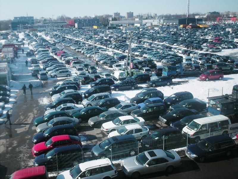 Рынок б/у авто в Украине растет бешенными темпами
