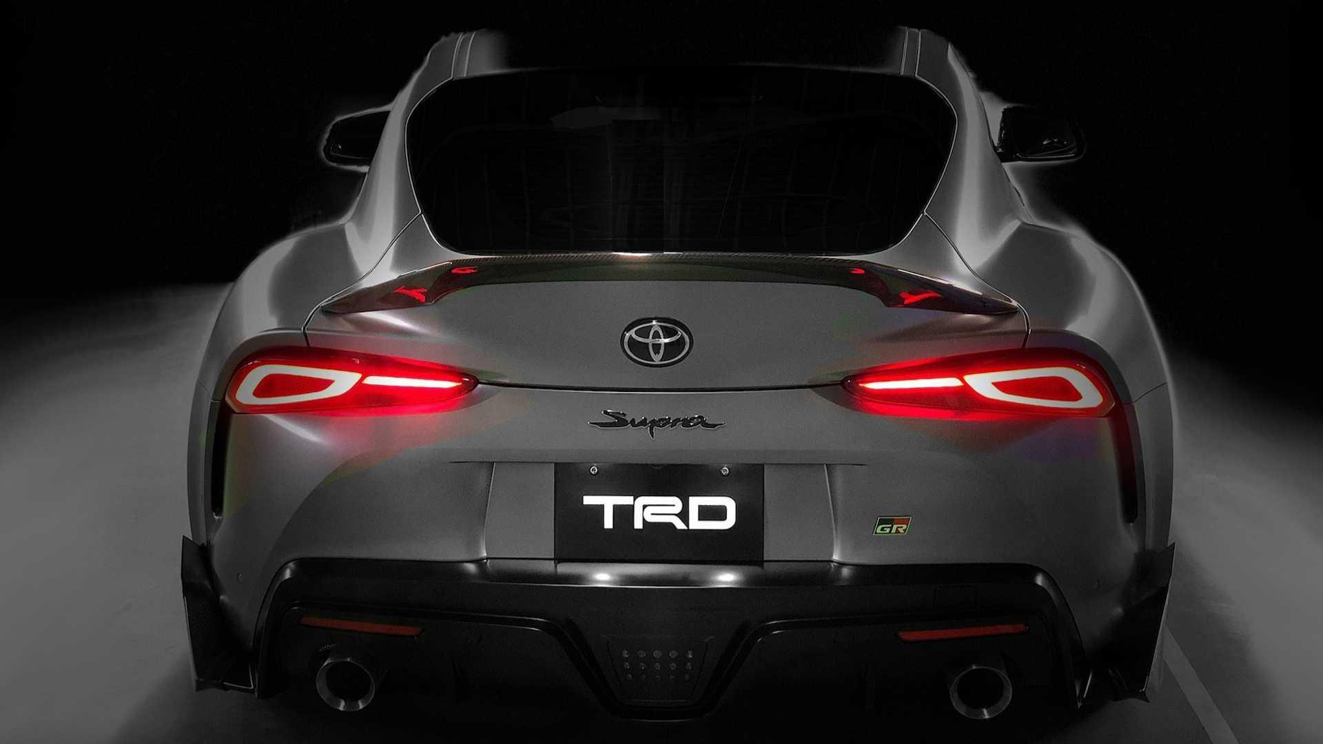 Новая Toyota Supra 2020 получила тюнингованную заряженную версию