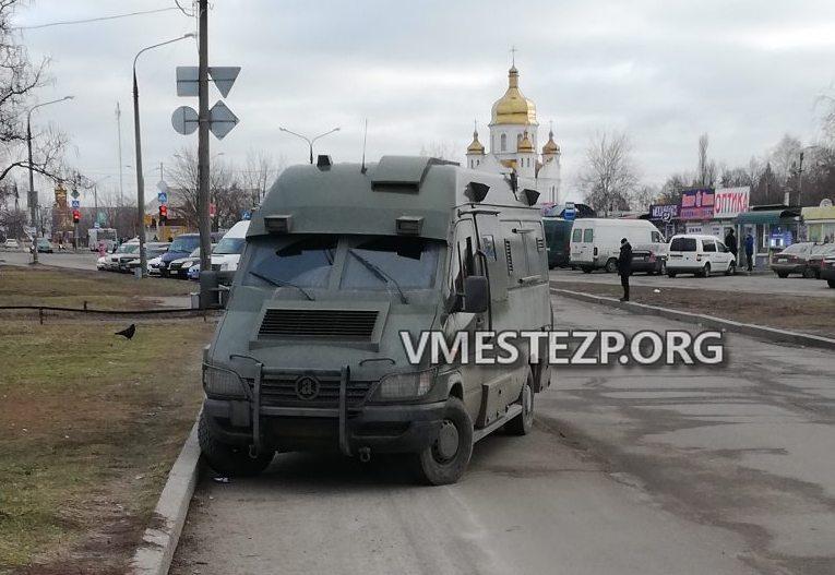В Украине засняли маршрутку для зомби-апокалипсиса