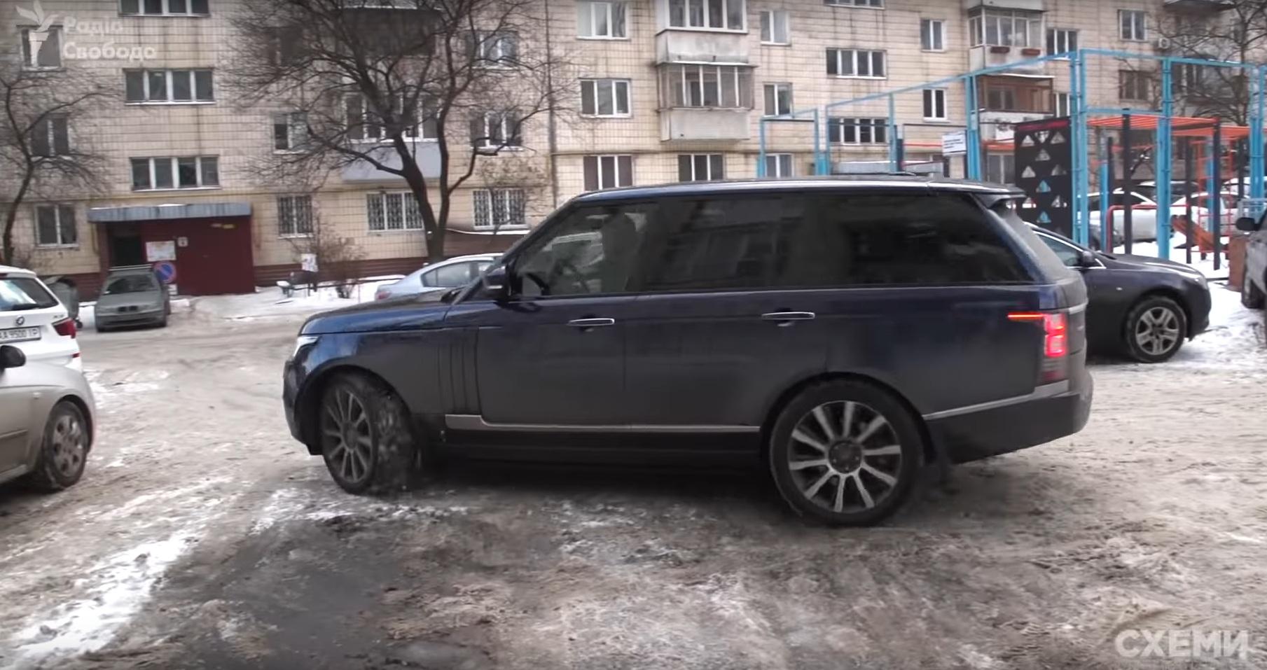 Какие автомобили предпочитает Владимир Зеленский