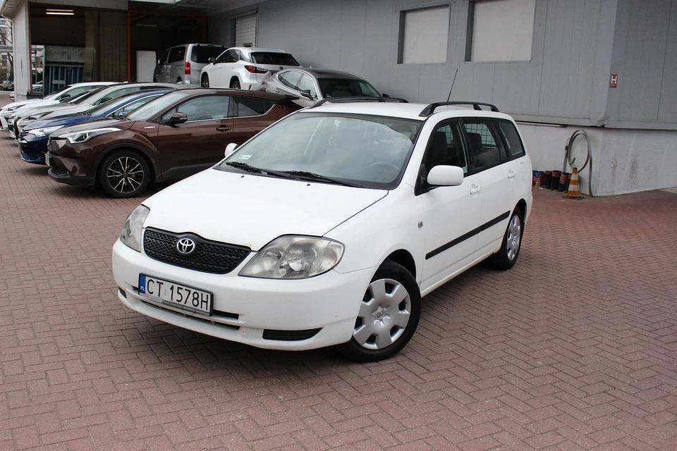 Обнаружена Toyota Corolla на еврономерах с пробегом миллион километров