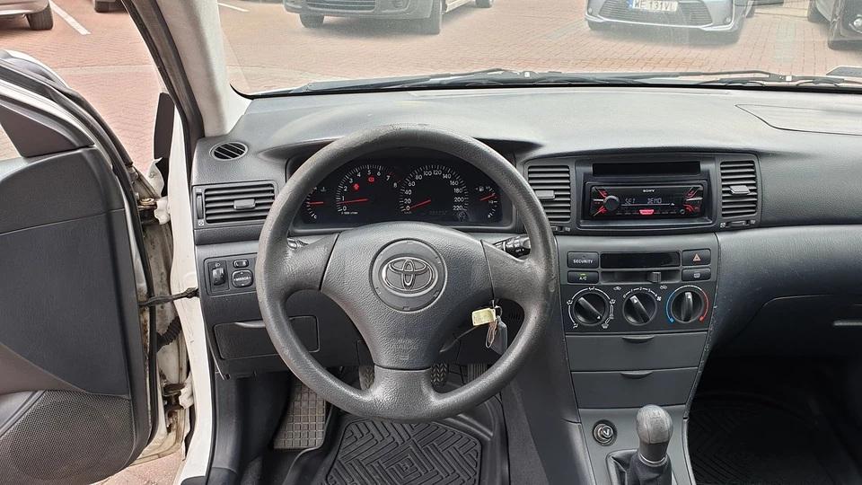 Как выглядит Toyota Corolla на еврономерах с пробегом миллион км